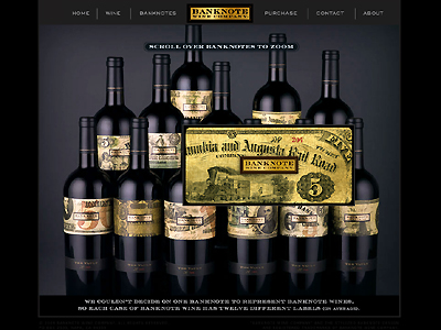 Banknote Wine